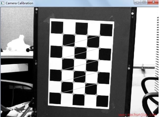 [mcj]Opencv张正友相机标定傻瓜教程附代码!